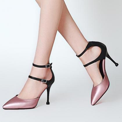 Stiletto Heels Women Fashion Sexy L..
