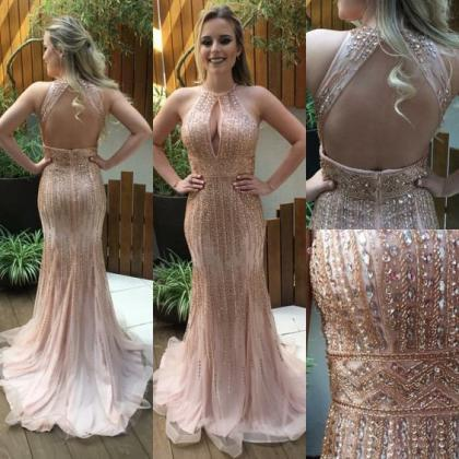Charming Prom Dress,Mermaid Prom Dr..