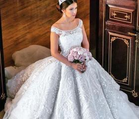 Gorgeous Ball Gown,L..