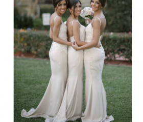 Long Bridesmaids Dre..