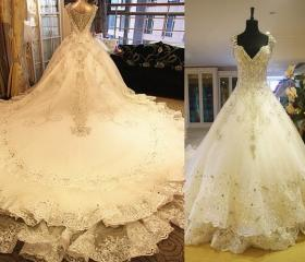 Gorgeous Ball Gown w..