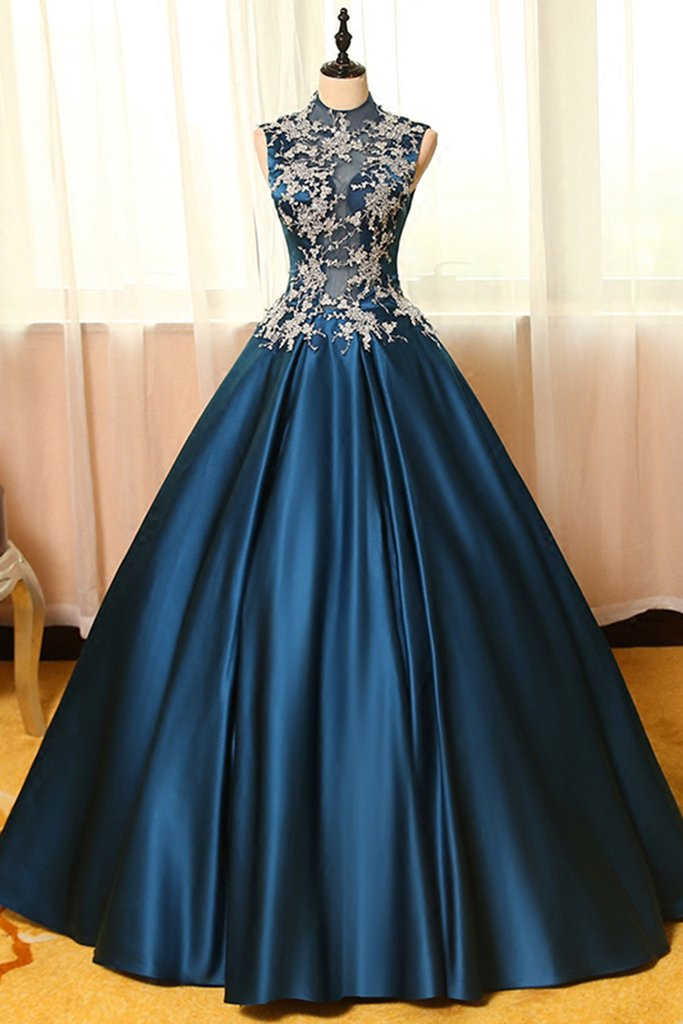 37c06a65667 Ball Gown Prom Gowns