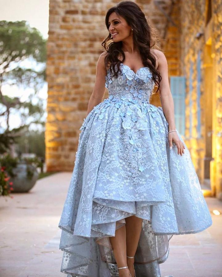 Sweetheart Ball Gowns Prom Plus Size Short Homecoming Dress Long ...