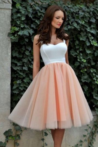 Short Homecoming Dress Party Dress