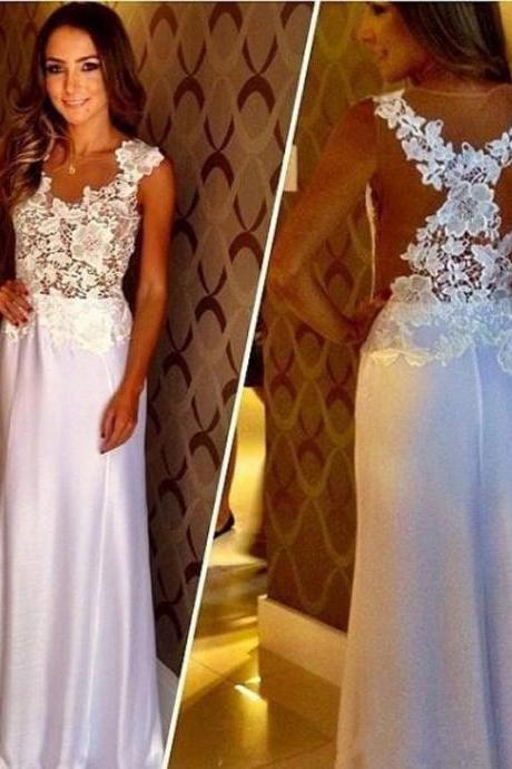 Prom Dress,Sexy Prom Dress,Sleeveless Prom Dress,Appliques Evening Dress,Long Evening Gowns,High Quality Graduation Dresses,Wedding Guest Prom Gowns, Formal Occasion Dresses,Formal Dress
