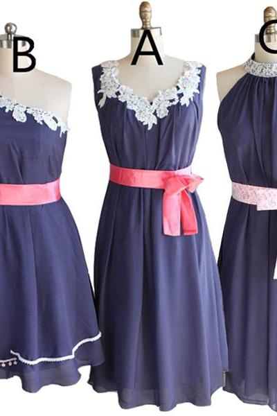 short bridesmaid dress, mismatched bridesmaid dress, junior bridesmaid dress, pretty bridesmaid dress, custom bridesmaid dress,