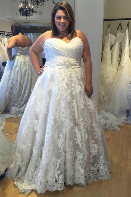 Wedding Dresses,Lace Wedding Dresses,Plus Size Wedding Dresses,2017 Wedding Dresses,Vintage Wedding Dresses,Real Photo Wedding Dresses,Sweetheart Wedding Dresses,Bridal Gown