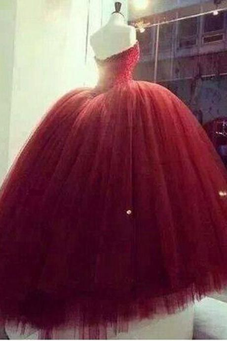 Cheap wedding dresses 2017,Wedding Dress,Ball Gown Wedding Dress,Red Wedding Dress,Luxury Wedding Dress,Crystal Wedding Dress,Sweetheart Wedding Dress,Beaded Wedding Dress,Long Wedding Dress,Gothic Wedding Dress,Unique Wedding Dress,Puffy Wedding Dress,Dress for Bride