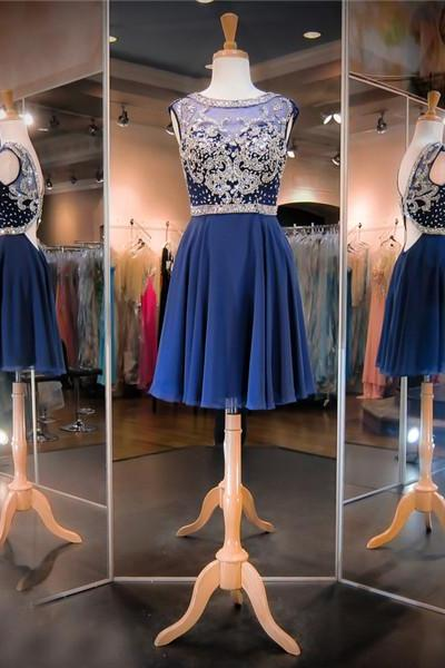 Cheap homecoming dresses 2017,Homecoming Dresses, Homecoming Dresses, Homecoming Dresses 2017, Short Homecoming Dresses, Navy Blue Homecoming Dresses, Sexy Homecoming Dress, Cheap Homecoming Dresses, Short Prom Dresses, Party Dress, Short Evening Dress, Cocktail Dress, Graduation Dress, Ball Gown