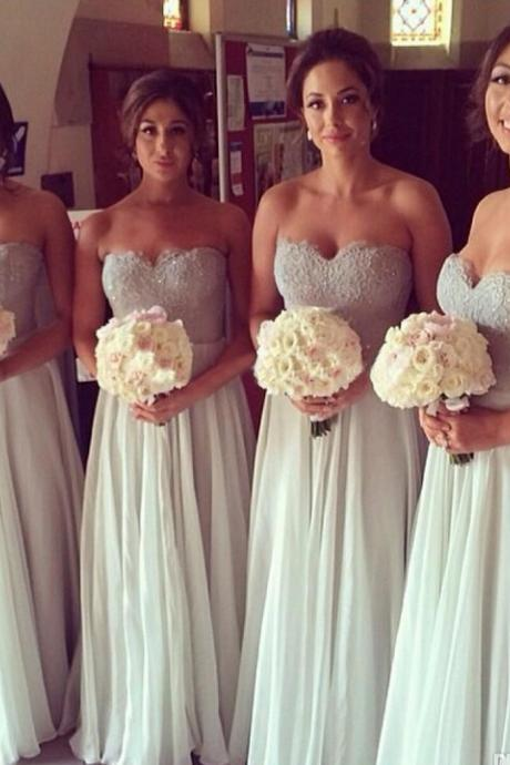 Chiffon Bridesmaid Dress,Bridesmaid Dresses