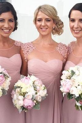 Prom Dresses,Evening Dress,long bridesmaid dress,chiffon bridesmaid dress,cheap bridesmaid dress,custom bridesmaid dress,bridesmaid dresses
