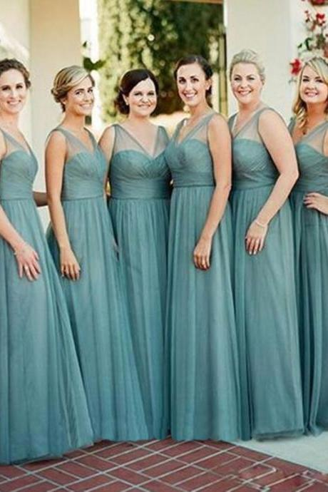 Cheap Bridesmaid Dresses,A-line Bridesmaid Dress,Popular bridesmaid dress,Custom bridesmaid dress, Wedding Party Dresses,Long Bridesmaid Dress,Bridesmaid Dresses,Bridal Gowns