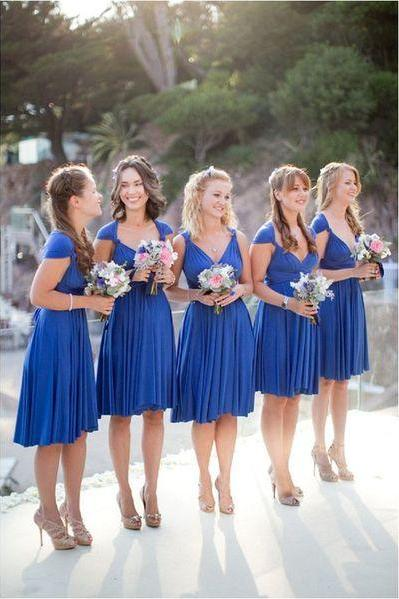 Cute Homecoming Dress,V-Neck Homecoming Dress,Bridesmaid Dress