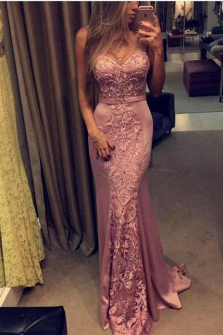 High Quality Sweetheart Prom Dress,Lace Prom Dress,Long Mermaid Prom Dress,Party Dress,Formal Prom Eveinng Dress,Women Dress,Bridesmaid Dress,Elegant Prom Gowns,