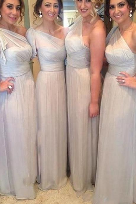 bridesmaid Dress,Charming Prom Dress,Beautiful Bridesmaid Dresses,A line Bridesmaid Dresses,Long Chiffon Bridesmaids Dresses,Cheap Bridesmaids Dresses,v