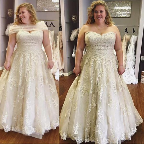 Lace Wedding Dress,Sweetheart Prom Dress,Fashion Bridal Dress,Sexy Party Dress,Custom Made Evening Dress