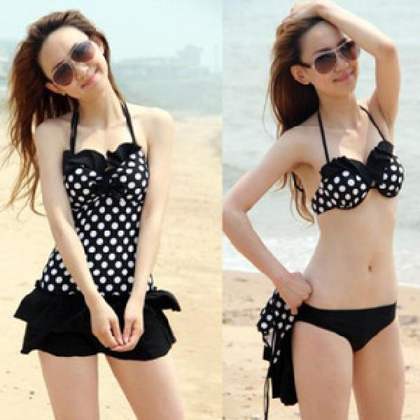 Women sexy swimsuits type bikini plus