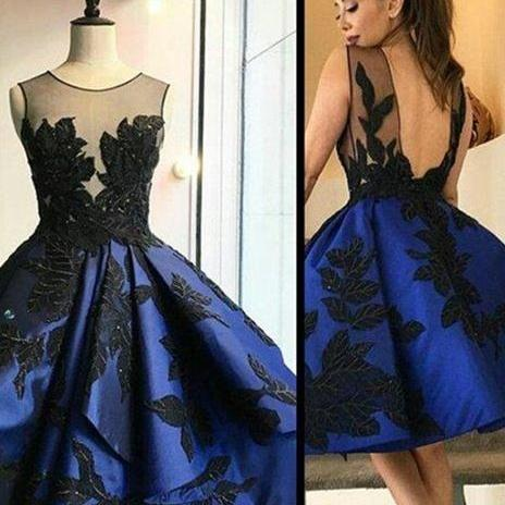 Short Homecoming Dress,Appliques Homecoming Dress,Homecoming Dresses,Short Prom Dress,Short Party Dress,Formal Occasion Dresses
