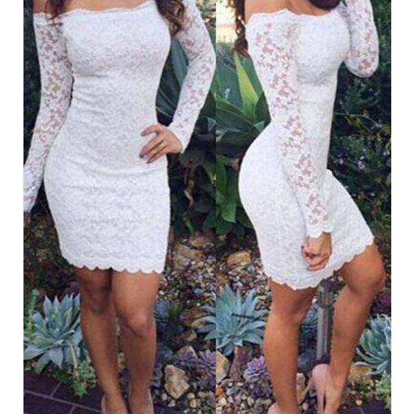 White Lace Homecoming Dresses, Off Shoulder Homecoming Dresses, Long Sleeve Homecoming Dresses, Homecoming Dresses, Dresses For Prom,Short Prom Dresses, Cheap Homecoming Dresses, Juniors Homecoming Dresses,